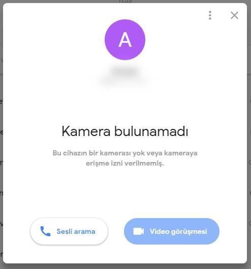 Google Duo uygulamasının web sürümü yayınlandı