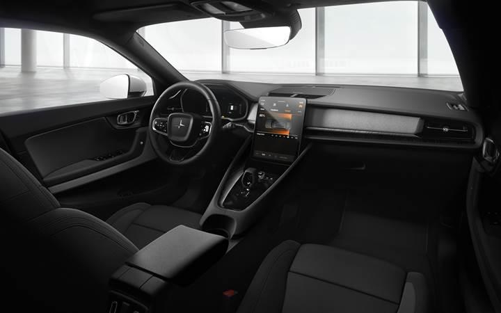 Tesla Model 3'ün rakibi Polestar 2 tanıtıldı: 500 km sürüş menzili