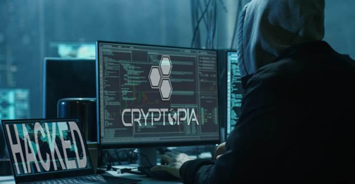 Cryptopia varlıklarının yüzde 10'unu kaybetti