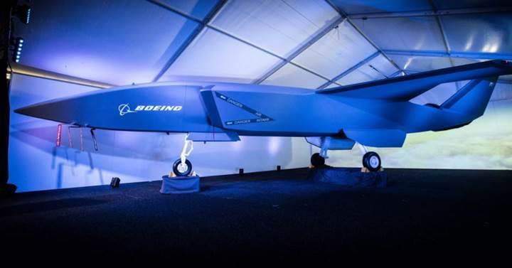 Boeing'in otonom savaş uçağı ortaya çıktı