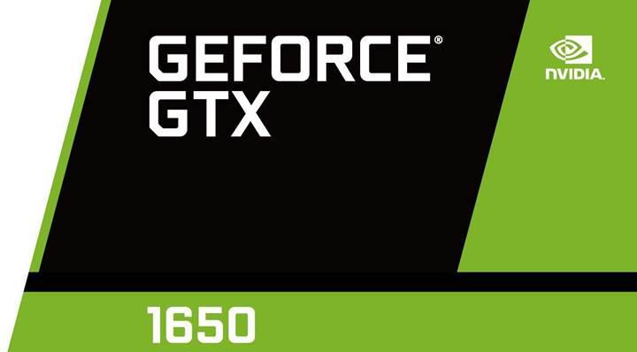 GTX 1650'nin bellek kapasitesi ve kutu tasarımı sızdı