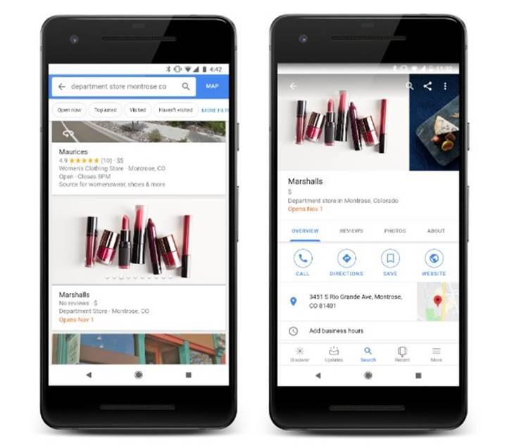 Google Haritalar'daki sahte işletme bilgileri artık şikayet edilebilecek