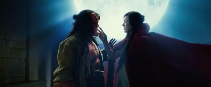 Hellboy filminden 'aksiyon ve kan dolu' yeni fragman