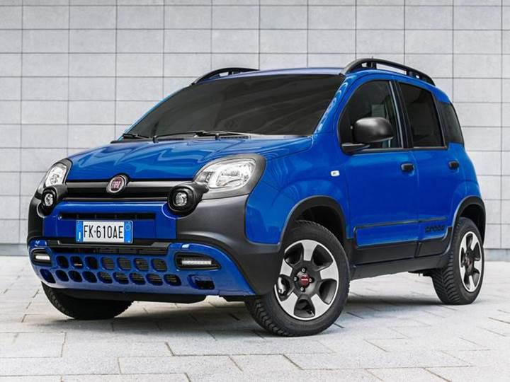 Fiat Panda City Cross Türkiye'de satışa sunuldu