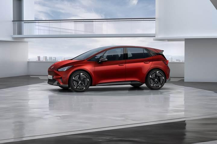 Seat'ın ilk elektrikli otomobil konsepti Seat el-Born tanıtıldı: 420 km sürüş menzili