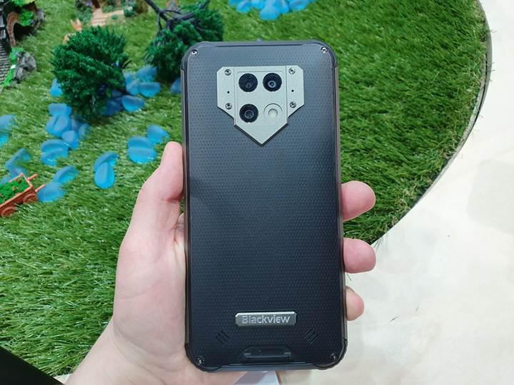 Blackview dayanıklı telefon tanımına yeni bir yorum getiriyor