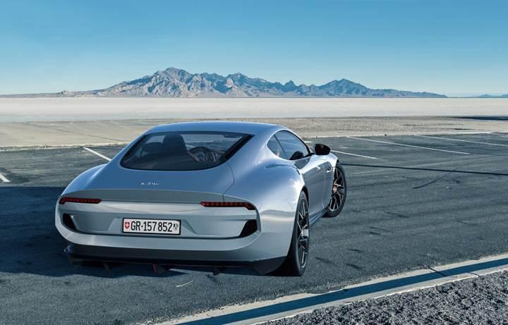 5 dakikada 400 km menzil vadeden elektrikli otomobil: Mark Zero