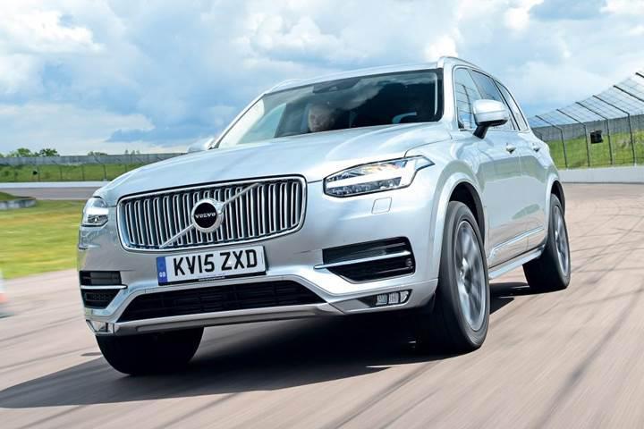 Volvo, 2020'den itibaren tüm araçlarında 180 km/s hız limiti uygulayacak