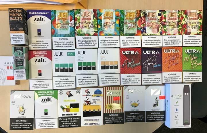 Elektronik sigara kullanımı hırıltı gibi çeşitli sağlık sorunlarına sebebiyet verebilir