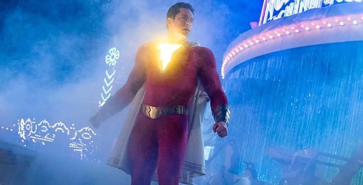 Shazam! filminin merakla beklenen yeni fragmanı yayınlandı