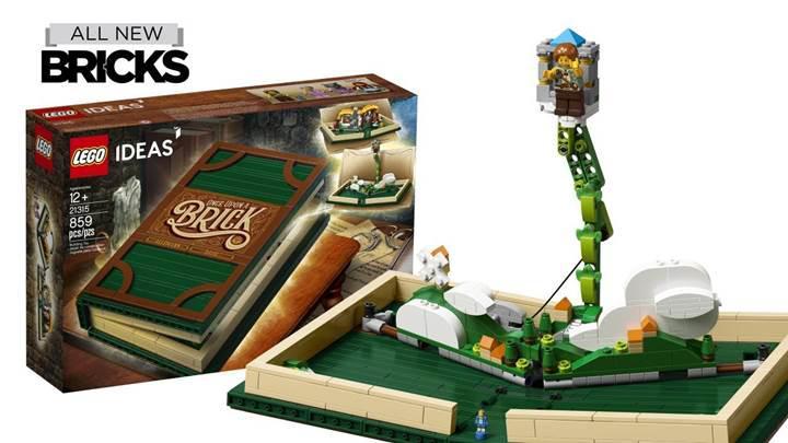 Lego'dan Galaxy Fold modeline ilginç gönderme