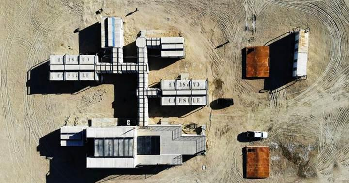 Çin, Mars'taki yaşamının benzerini yeni açtığı merkezde deneyimleme imkânı sunuyor