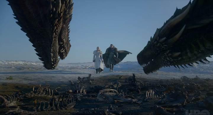 Game of Thrones 8. sezon fragmanı nihayet yayınlandı!