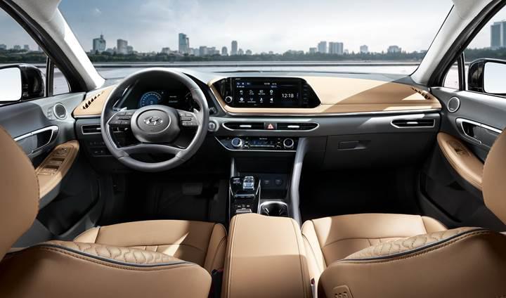 Yeni Hyundai Sonata'nın tasarımı ortaya çıktı
