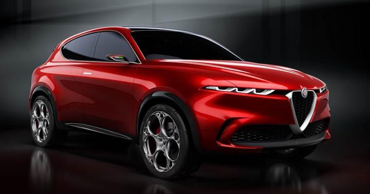 Hibrit crossover Alfa Romeo Tonale, Cenevre'de büyük beğeni topladı