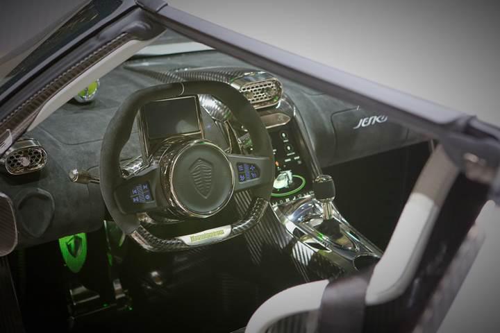 1600 beygirlik Koenigsegg Jesko, tasarımı ve özellikleriyle görenleri büyüledi