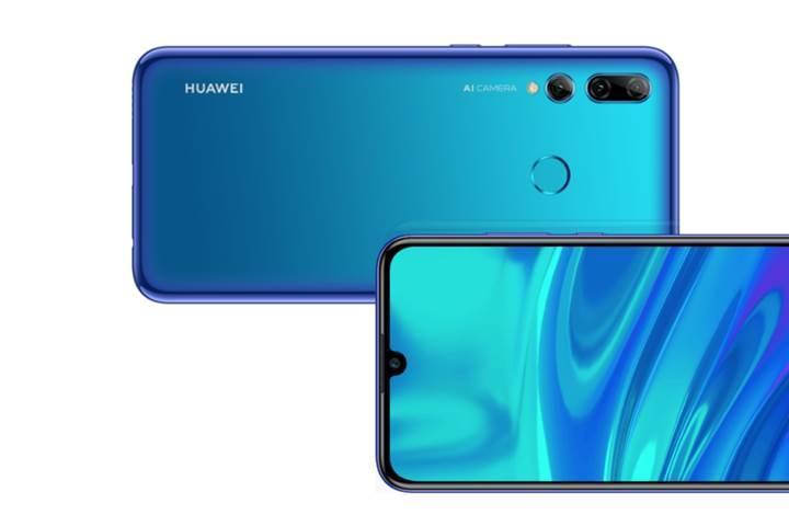 3 kameralı Huawei P Smart+ 2019 duyuruldu