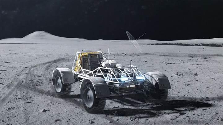 Toyota, Ay'a uzay aracı göndermek için hazırlıklara başladı