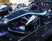 Mercedes EQ Formula E
