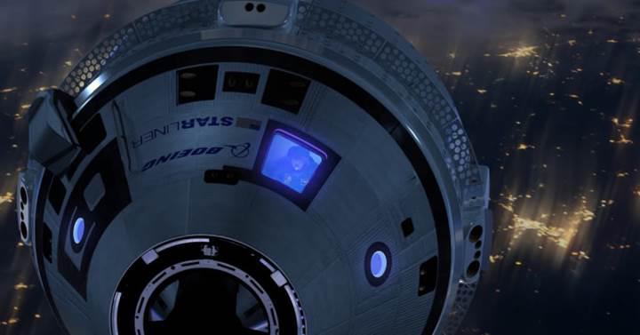 Havacılık devi Boeing'in uzay aracı göreve hazır