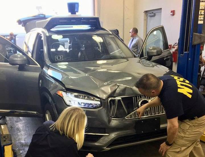 Uber ölümcül trafik kazasında suçlu bulunmadı