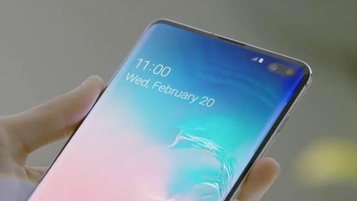 Samsung Galaxy S10, ABD'de ön sipariş rekoru kırdı
