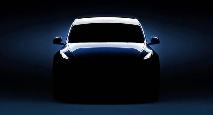 Tesla Model Y'nin yeni ipucu görseli paylaşıldı
