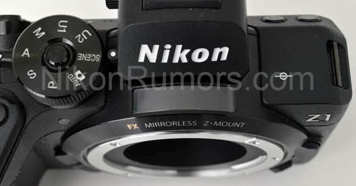 Nikon'un yeni giriş seviyesi aynasız fotoğraf makinesi ortaya çıktı