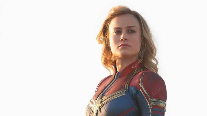 Captain Marvel ilk haftasında gişe rekorlarını altüst etti