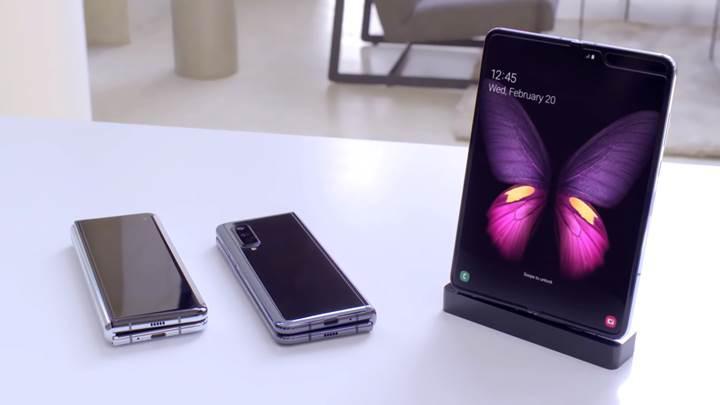 Katlanabilir ekranlı Samsung Galaxy Fold'un Türkiye çıkış tarihi belli oldu [Günceleme]