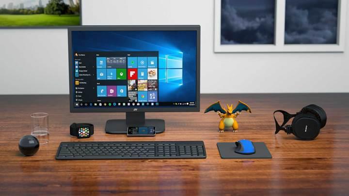 Windows 10 yüklü cihaz sayısı 800 milyonu geçti