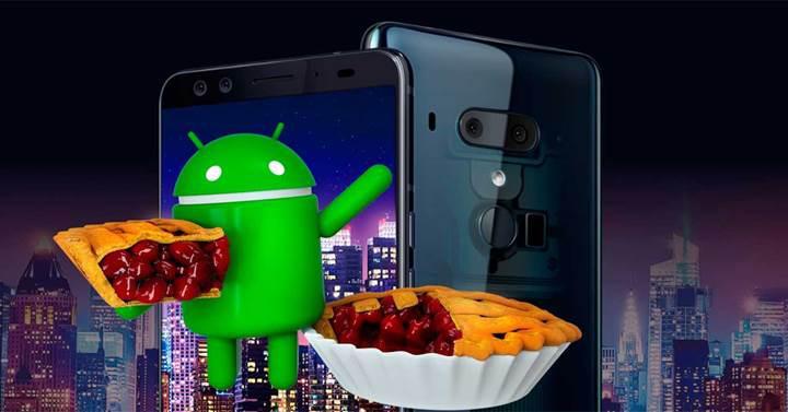 HTC, Android Pie güncelleme takvimini açıkladı