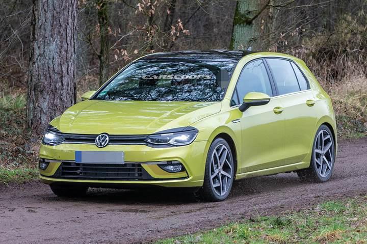 2020 Volkswagen Golf'ün satış tarihi teknik aksaklıklar nedeniyle ertelendi