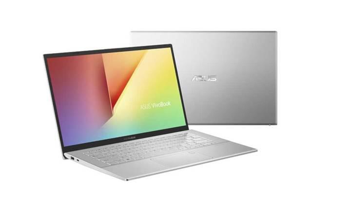 Asus'dan çerçevesiz VivoBook 14