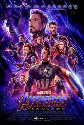 Avengers: Endgame'den yeni bir fragman geldi!