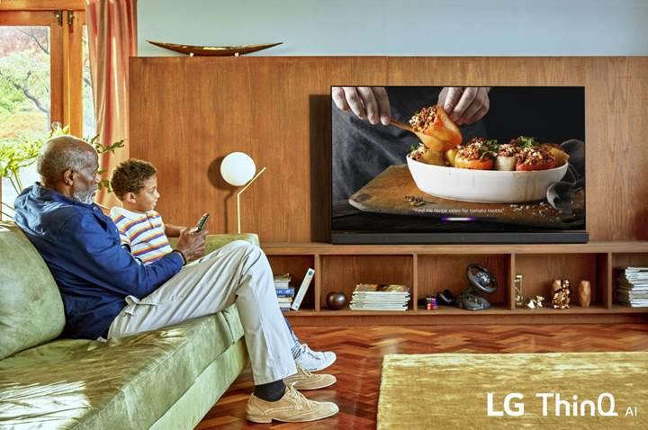 LG, 2019 model premium TV modellerini duyurdu