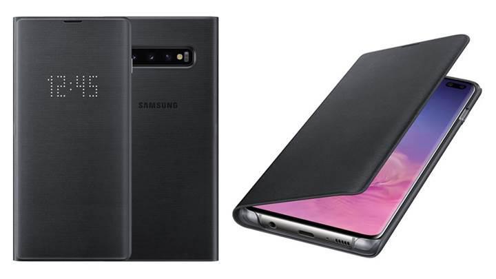 Samsung Galaxy S10 için satın alabileceğiniz kılıflar