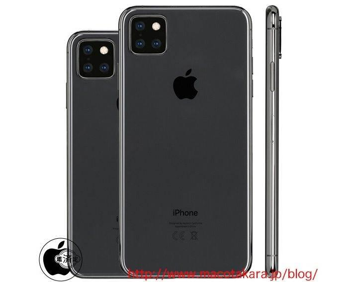 2019 model iPhone'lar üç arka kamera ile gelecek