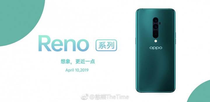 Oppo, iki farklı Reno akıllı telefon için sertifika aldı