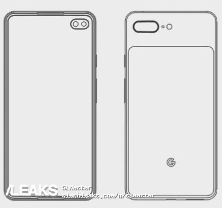 Google Pixel 4 XL'in tasarımı ortaya çıktı