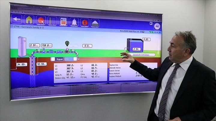 Su dağıtım yazılımı ile Kayseri'de 4 milyon lira tasarruf