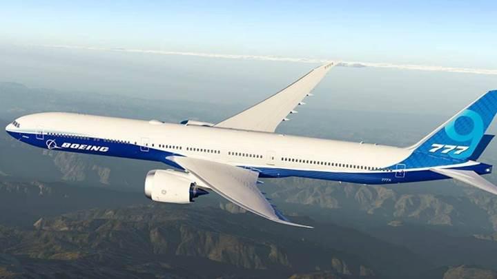 Boeing, Etiyopya'daki kazanın ardından ertelediği 777X lansmanını sessiz sedasız gerçekleştirdi