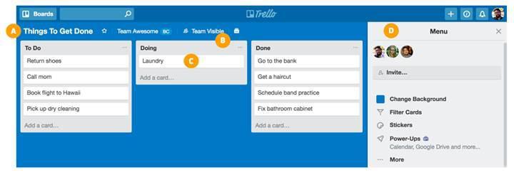 Ortak çalışma platformu Trello pano kullanımını değiştiriyor