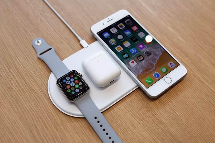Apple'ın kablosuz şarj cihazı AirPower sonunda piyasaya sürülüyor