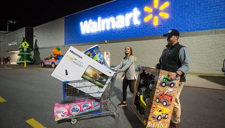 Oyun akış hizmeti sunan şirketler arasına Walmart da katılıyor