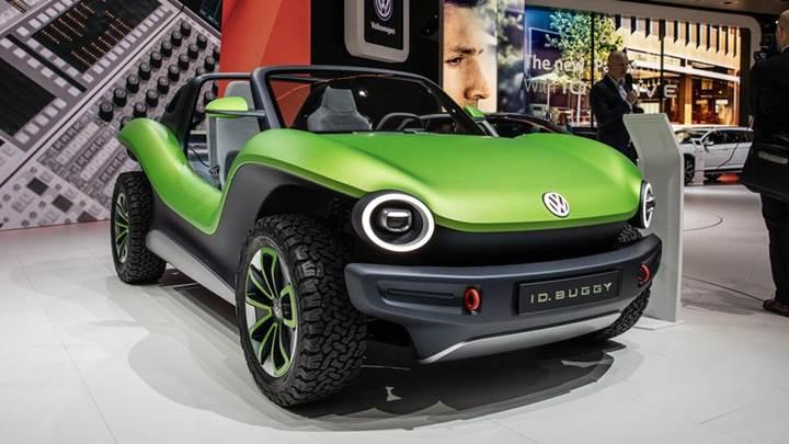Volkswagen CEO'su açıkladı: Beetle'ın elektrikli versiyonunu üretme planımız yok
