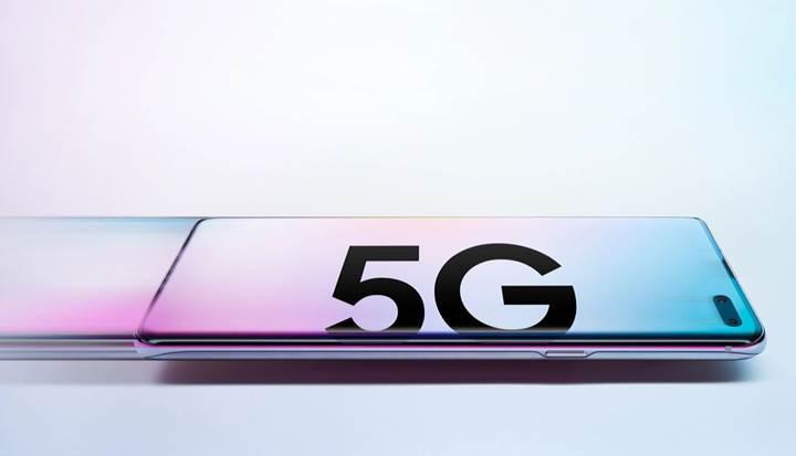 5G özellikli Samsung Galaxy S10, 5 Nisan'da satışa sunulacak