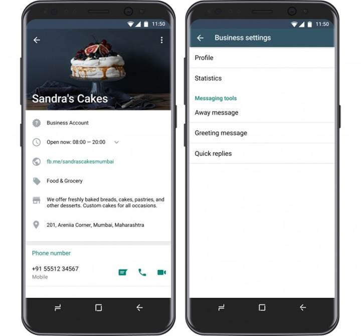 WhatsApp Business uygulaması sonunda iOS'a geliyor