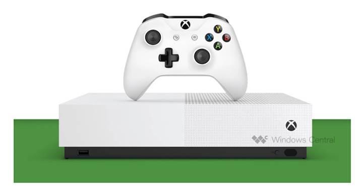 Disksiz Xbox One S'in çıkış tarihi belli oldu