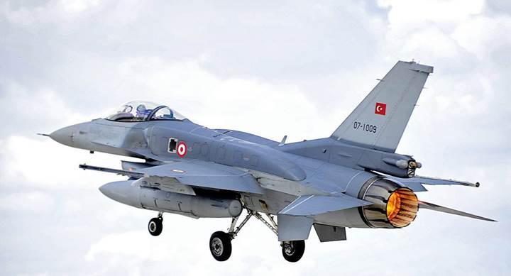 ASELSAN, F-16'lar için AESA radarı üretecek